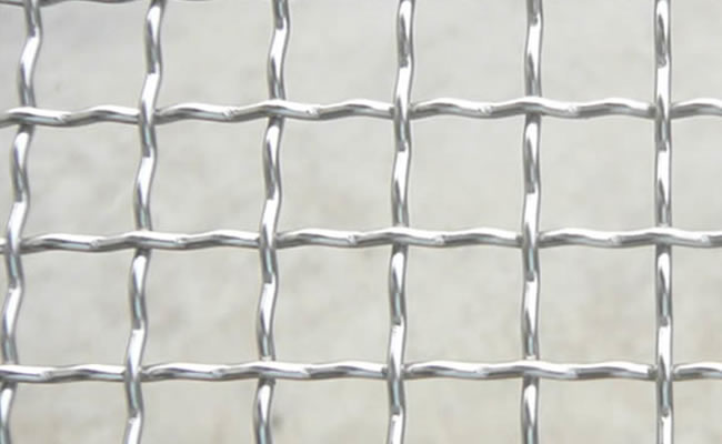 Stainless Steel Crimped Wire Mesh::Sintered Filter Elements and ...